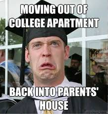 Moving On Up Meme - 63 cool college memes