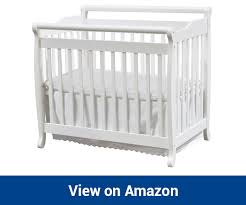 Sorelle Newport Mini Crib Mini Crib With Storage Best Mini Cribs For In 2018 The Best