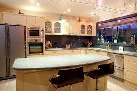 Kitchen Backsplash With Granite Countertops Granite Countertop Paint Formica Kitchen Cabinets Classic