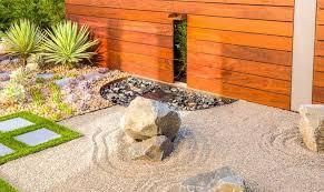 Landscaping Ideas Small Backyard A Ravishing Zen Garden