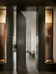 Cool Bedroom Doors by Penthouse By Verner Architects 門 屏幕 牆 Pinterest