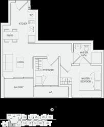 Floor Plan Residential by Eon Shenton Floor Plan Residential A4