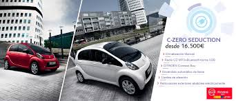 citroen electric citroen c zero price drop in spain push evs