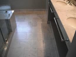 Carrara Marble Floor Tile Carrara Marble Floor Portland Remodeling Portland Construction