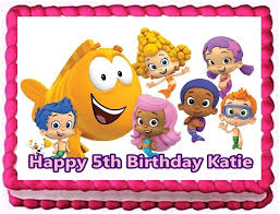 Bubble Guppies Birthday Decorations Birthday Decorations Ebay Image Inspiration Of Cake And Birthday