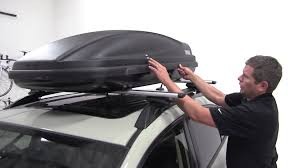 Subaru Forester 2014 Roof Rack by Review Of The Thule Force Large Rooftop Cargo Box On A 2014 Subaru