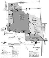 Rubicon Trail Map Trails At Big Cypress Preserve Jeep Off Road Adventures