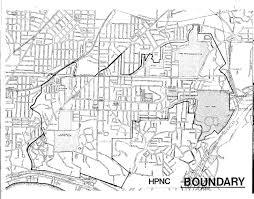 Map Of Cincinnati Hyde Park Neighborhood Council