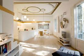 stylish and functional modern apartment in barcelona idesignarch