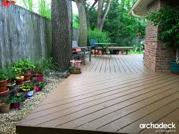 Cheap Backyard Deck Ideas Best 25 Platform Deck Ideas On Pinterest Low Deck Backyard