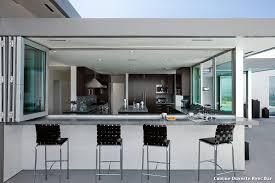 cuisine ouverte avec bar modele cuisine ouverte avec bar maison design bahbe com