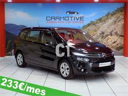 used citroen c4 picasso cars spain