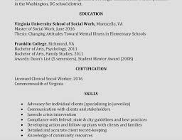 Community Service Worker Resume Example Of Social Work Resume Resume Example And Free Resume Maker