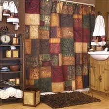 Country Themed Shower Curtains Country Shower Curtains For The Bathroom Bathrooms