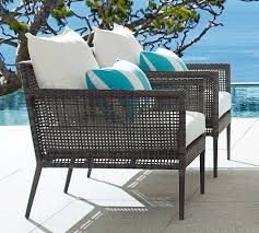 Small Space Patio Furniture Small Space Living Decorating Your Balcony Pottery Barn