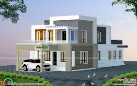 2300 sq ft house all side views kerala home design bloglovin u0027