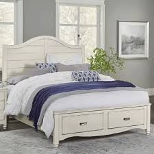 Bed Frame White Wooden Beds Wooden Bed Frames Bernie Phyl S Furniture