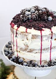 wedding cake recipes berry cake with berry compote recipe and how to diy wedding cake