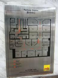 Fire Exit Floor Plan File Hk Cwb Jardine U0027s Crescent Fortune Centre Fire Escape Route
