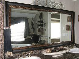Bathroom Mirror Frames Kits Reflected Design Custom Bathroom Mirror Frame Kits Herriman Ut