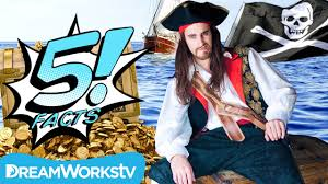 true facts about thanksgiving 5 facts about pirates that shiver me timbers 5 facts youtube