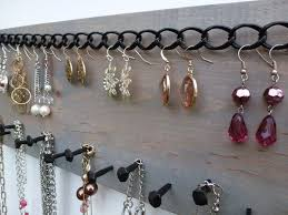 Jewelry Wall Hanger 4009 Best Jewelry Display And Storage Solutions Images On