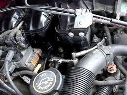 p1151 ford explorer 1999 ford explorer 4 0l ohv engine vacuum leak 2