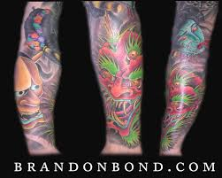 japanese style sleeve by brandonbond on deviantart