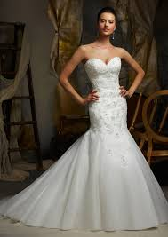 free wedding dresses morilee madeline gardner bridal beading on embroidered lace and