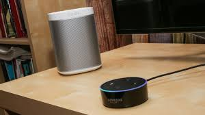 how to set up alexa voice control for existing sonos speakers cnet