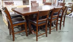 Costco Dining Table Costco Hillsdale Furniture 9 Pc Counter Height Dining Set