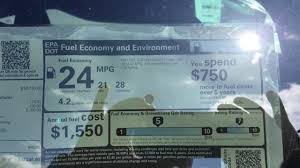 nissan murano gas mileage 2017 mike garrett 2017 nissan murano window sticker youtube