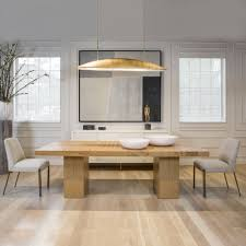 Dining Table Natural Wood Trousdale Dining Table By Kelly Wearstler