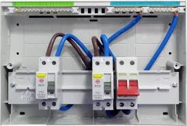 garage fuse box lewden e garage consumer unit fuse box rcd mcb s