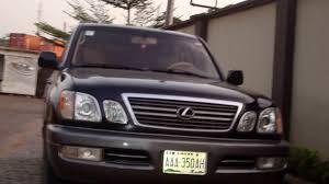 lexus for sale lx470 neatly used lexus lx470 for sale autos nigeria