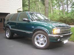 1996 Chevrolet Blazer Partsopen