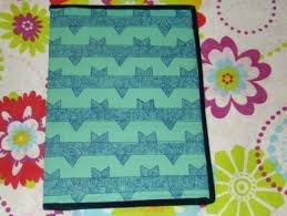 file cover design handmade hand made designed file cover craftstylish