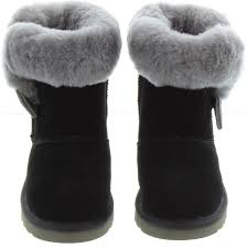 ugg boots sale jakes ugg australia kourtney bow boots black05 jpg