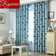Curtains For Boys Room Car Curtains For Boys Room Printed Voile Curtains For