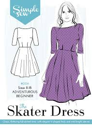 v shaped dress pattern the batwing dress jumper sewing pattern by designer simple sew