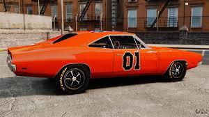 car junkyard gta 5 dodge charger general lee 1969 for gta 4