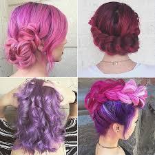 rainbow color hair ideas rainbow hair color ideas for 2016 hairstyle ideas