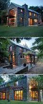 modern farm homes apartments stone house building plans gallery of stone cabin