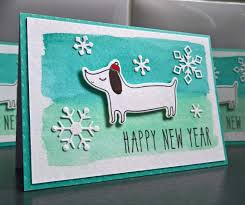 new year photo card ideas 35 lovely diy new year card ideas for the ones who crafting
