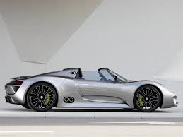 Porsche 918 Spyder Concept 2010 Picture 5 Of 23