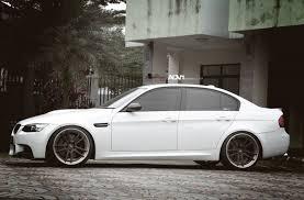 Bmw M3 Sedan - bmw m3 sedan gets adv wheels and more bmw car tuning