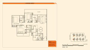 Compact Floor Plans 4 Bedroom Compact Parc Olympia