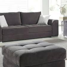pouf bout de canapé pouf bout de canape pouf carrac gris en tissu pelune 12 coloris