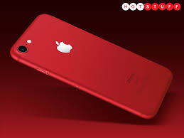 apple red apple s new red iphone 7 is a charity funding beauty stuff