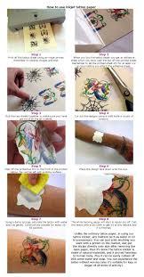 inkjet tattoo paperph ttp a4